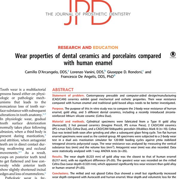 Publications by Daniele Rondoni